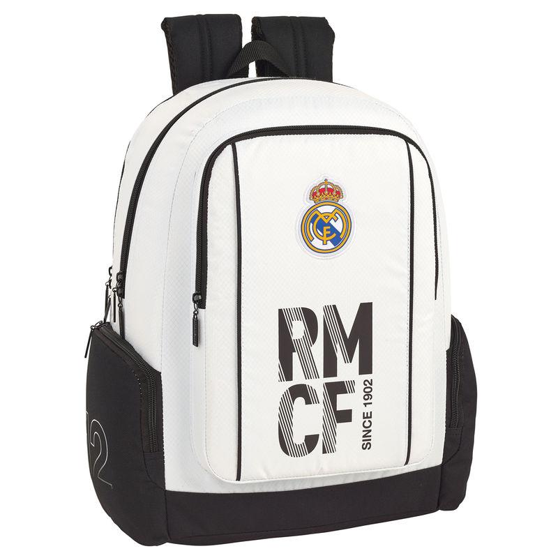 Mochila ordenador Real Madrid 43cm 8412688318438