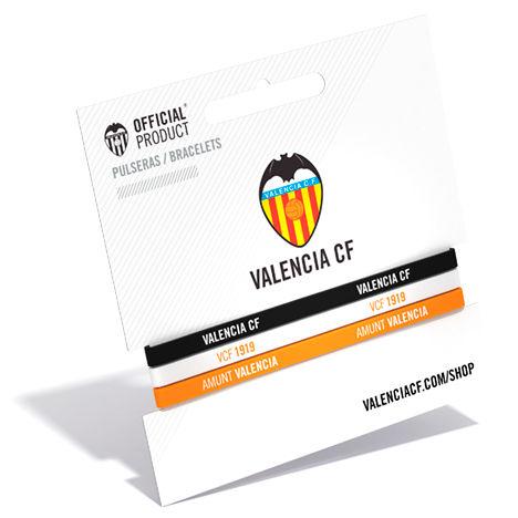 Pulsera classic Valencia CF tricolor 8699982422775