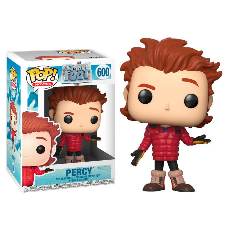 Percy-SMALLFOOT Funko POP VINYLE