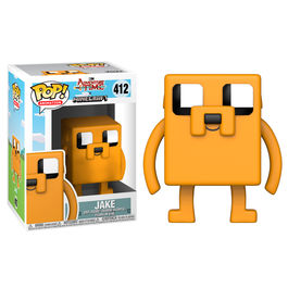 Figura POP Adventure Time Minecraft Jake