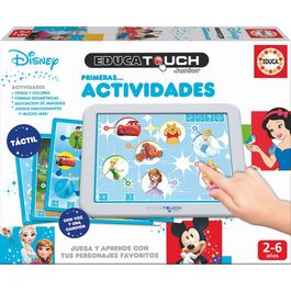 Disney First Activities Educa Touch