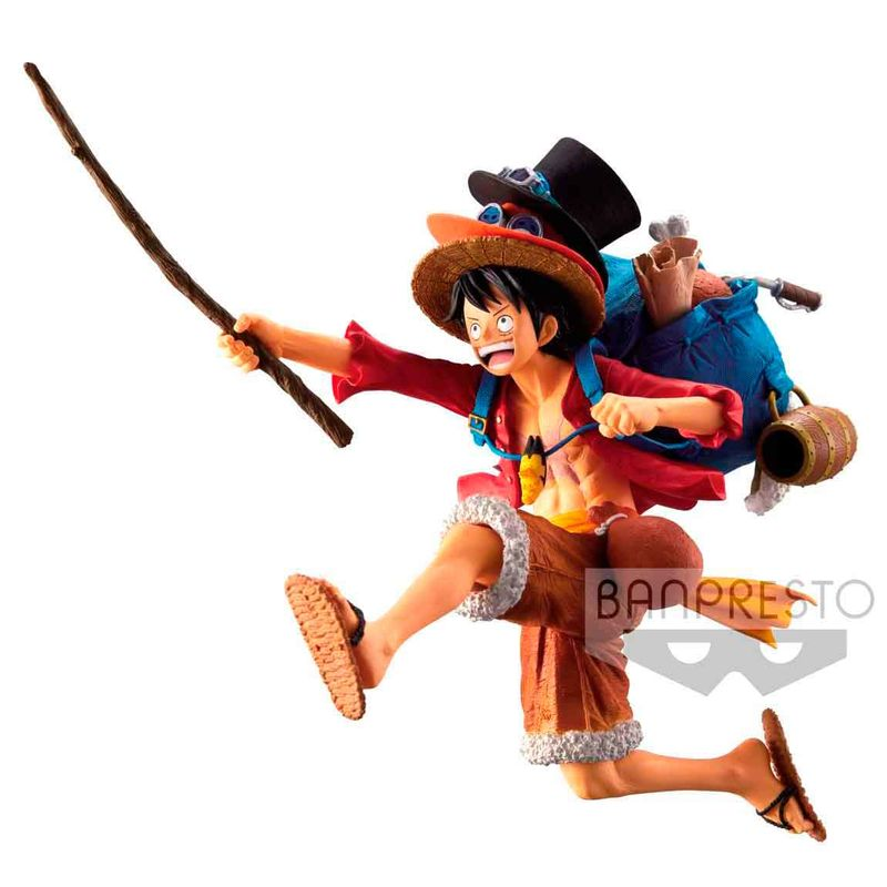 One Piece Monkey D Luffy Sp Design Figure 11cm
