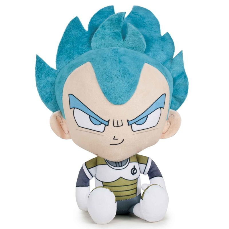 Peluche Vegeta Dragon Ball Super 24cm