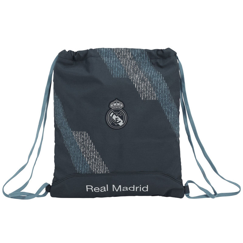 low priced 61a5d 9c28e Real Madrid Second Kit gym bag 40cm
