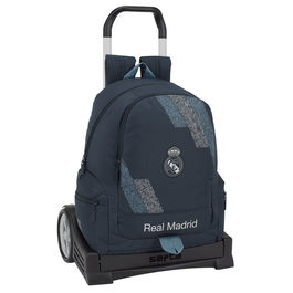 Trolley Real Madrid Segunda Equipacion 43cm carro Evolution