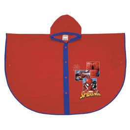 Marvel Spiderman raincoat