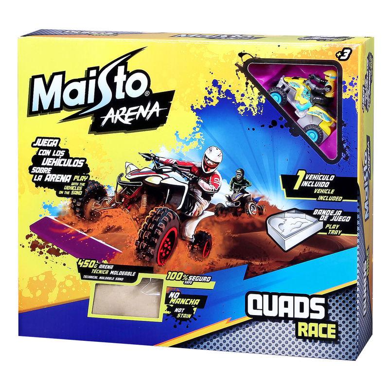 Maisto Arena Quads Race 90159115021
