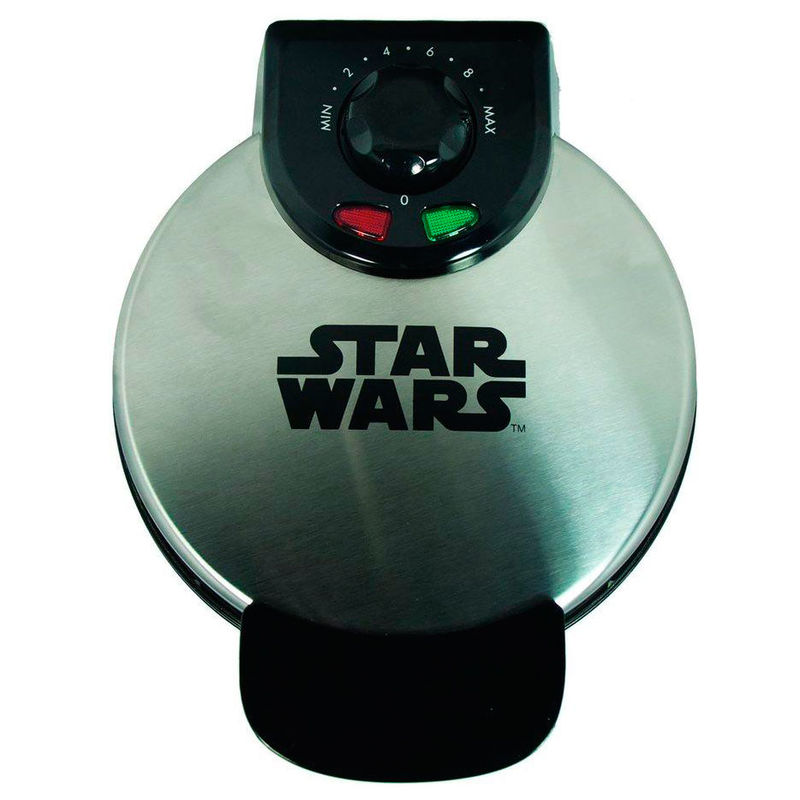 Maquina Gofres Estrella de la Muerte Star Wars