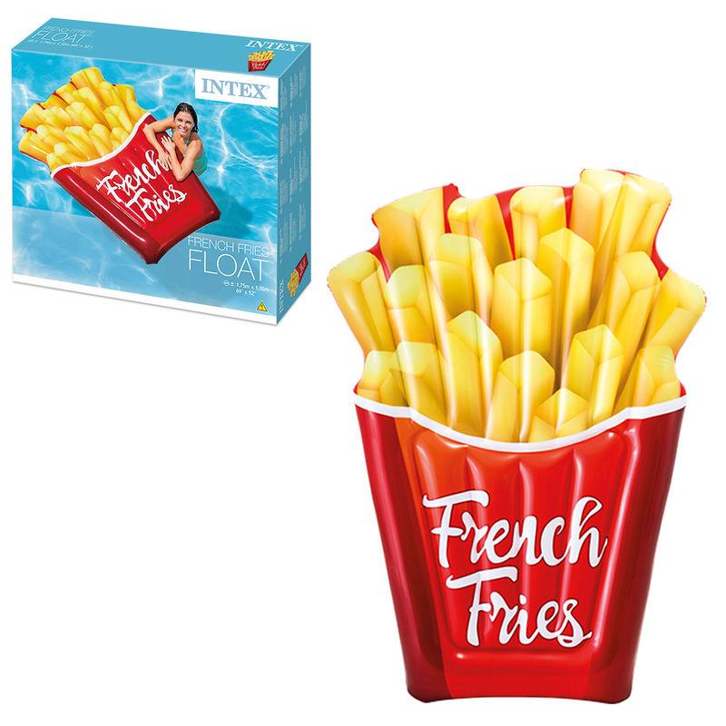 Colchoneta patatas fritas hinchable 6941057408606