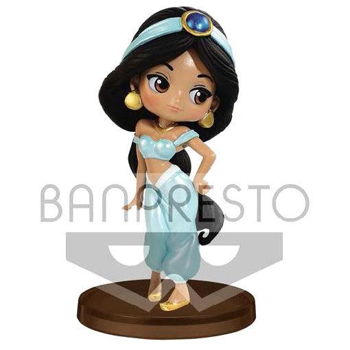 Figura Jasmine Aladin Disney Q Posket 7cm