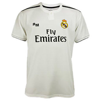 Camiseta Real Madrid blanco junior 8435498729522