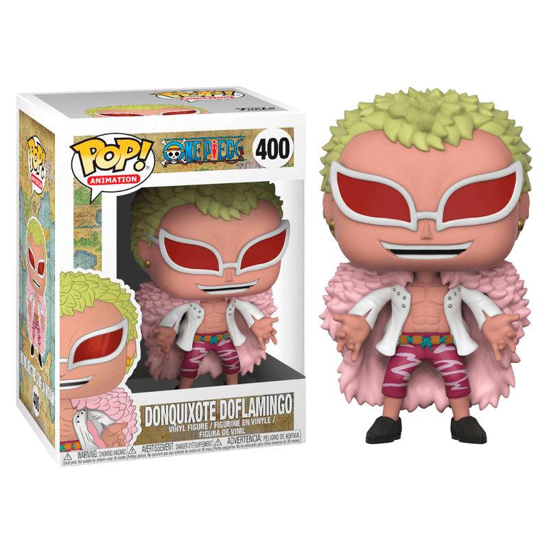 Pre-pedido Funko POP o Figura POP One Piece Donquixote Doflamingo