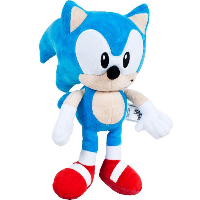 Peluche Sonic soft 26cm 8425611374609Sonic