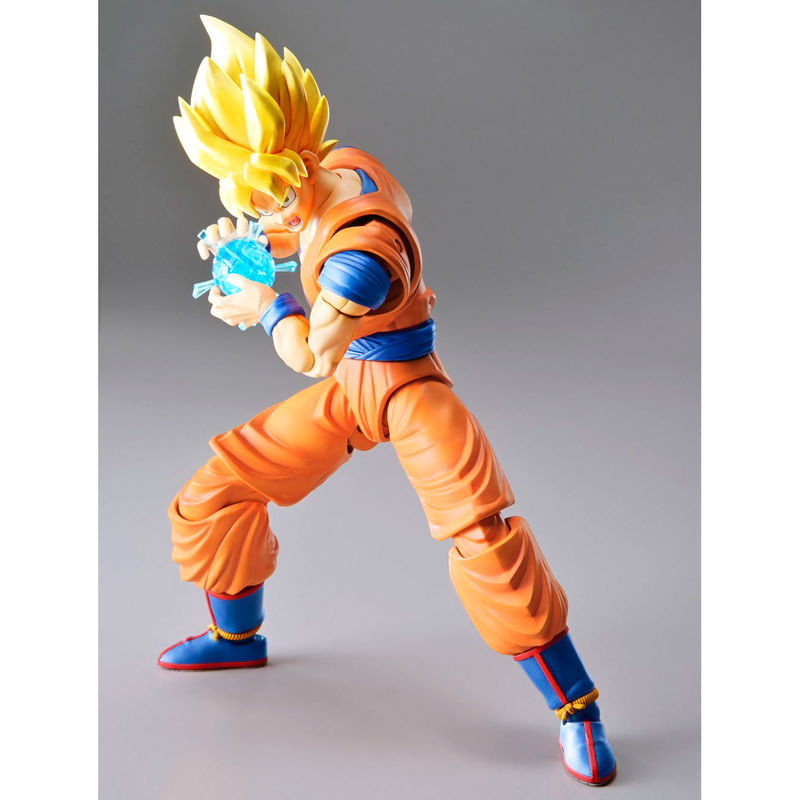 Figura Super Saiyan Son Goku Dragon Ball 16cm (1)