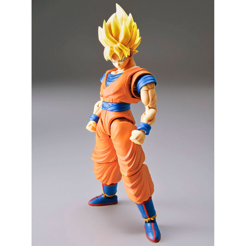 Figura Super Saiyan Son Goku Dragon Ball 16cm (2)