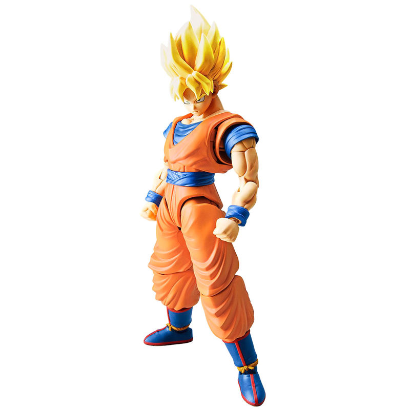 Figura Super Saiyan Son Goku Dragon Ball 16cm