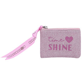Monedero Marshmallow Shine in Pink