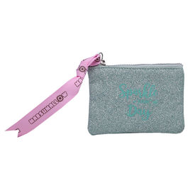 Monedero Marshmallow Sparkle in Green