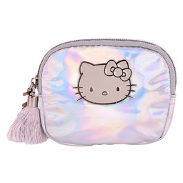 Monedero Hello Kitty Metallic