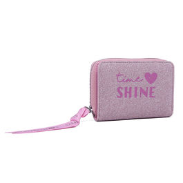 Cartera Marshmallow Shine in Pink