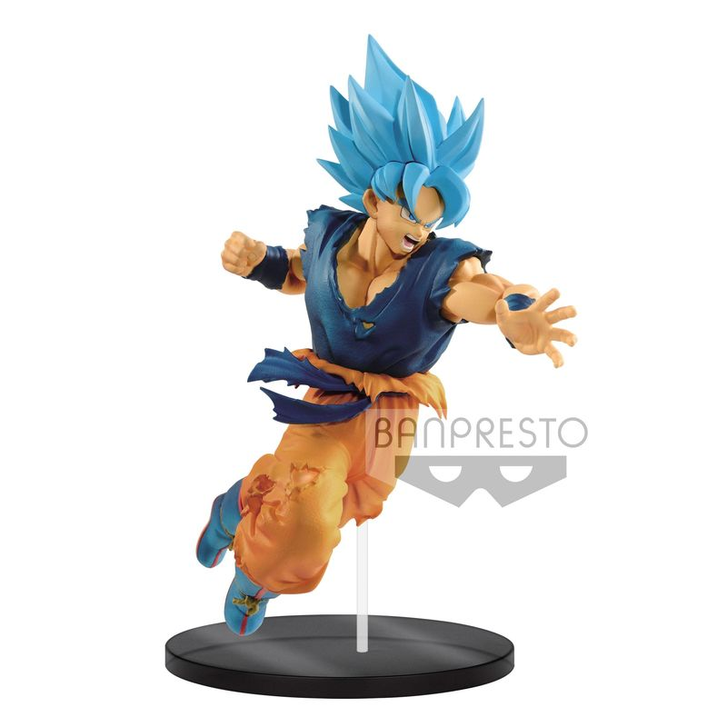 Figurine Dragon Ball Super Son Gokou Super Saiyan 4/Gogeta 20/cm