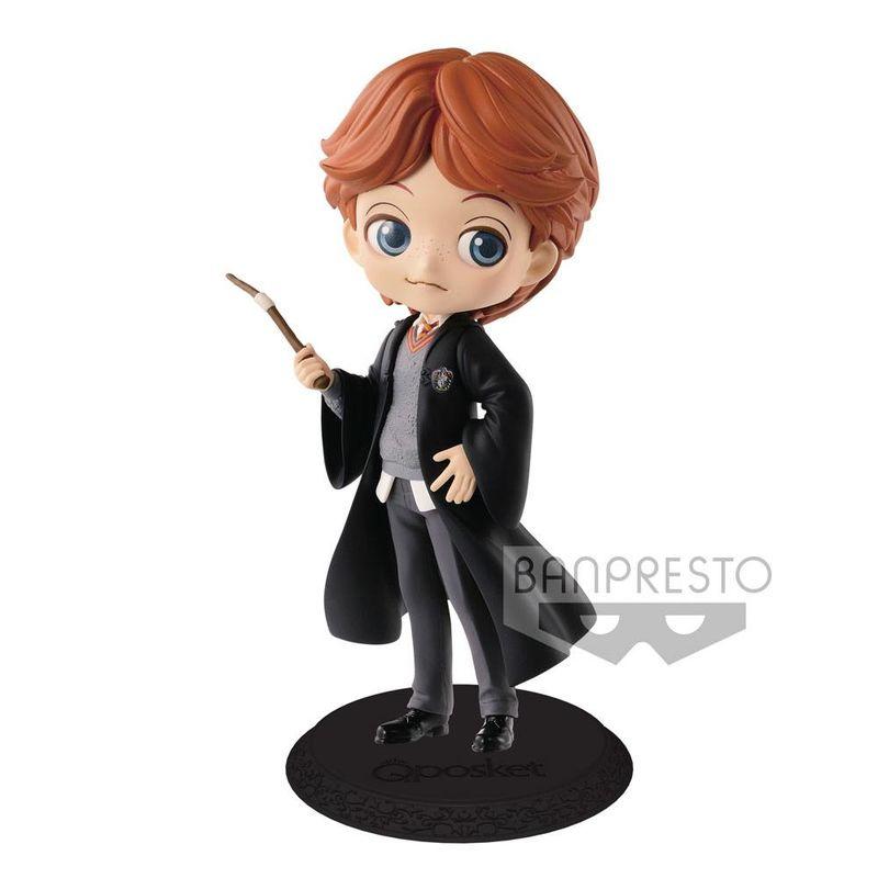 Figura Ron Weasley Harry Potter Q Posket A 14cm