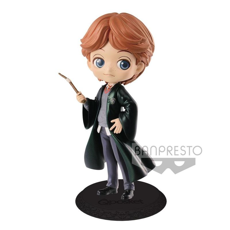 Figura Ron Weasley Harry Potter Q Posket B 14cm