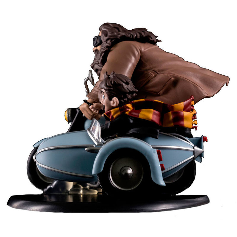 Figura Harry y Hagrid Harry Potter 18cm (1)