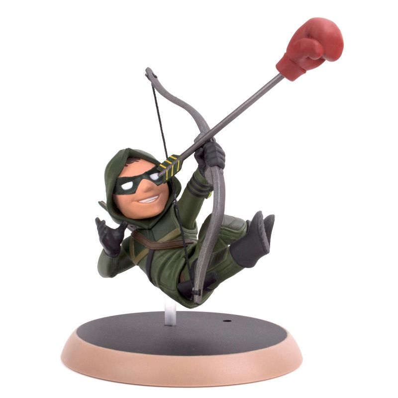 Figura Flecha Verde Arrow DC Comics 10cm
