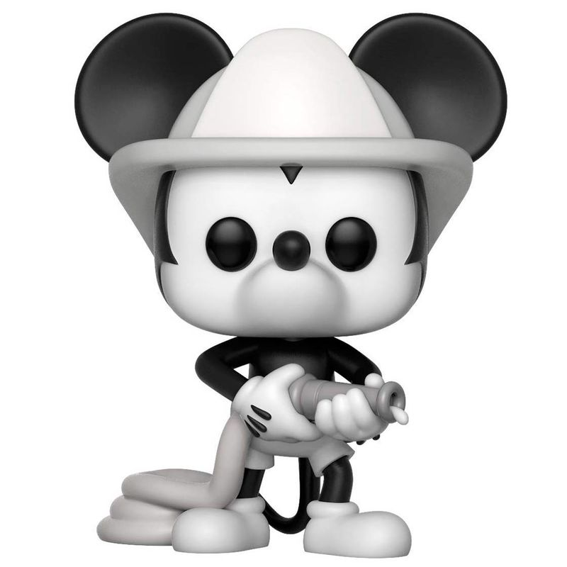 Funko POP o Figura POP Disney Mickey 90th Firefighter Mickey
