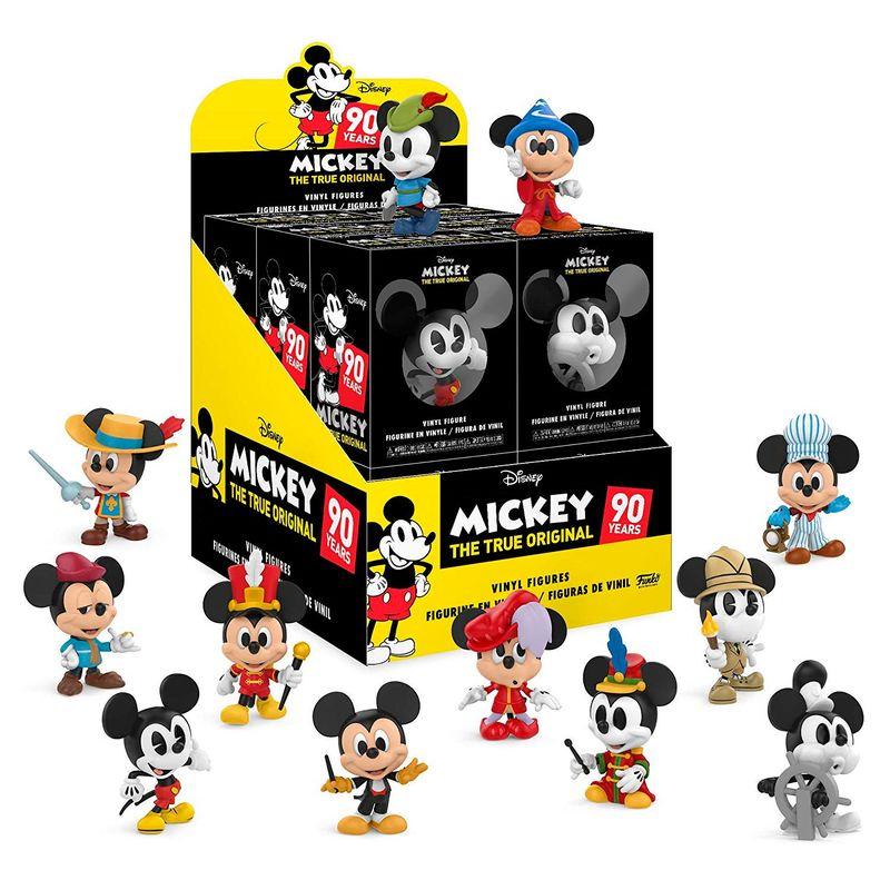 Figura Vinyl Minis Disney Mickey s 90th 889698255950