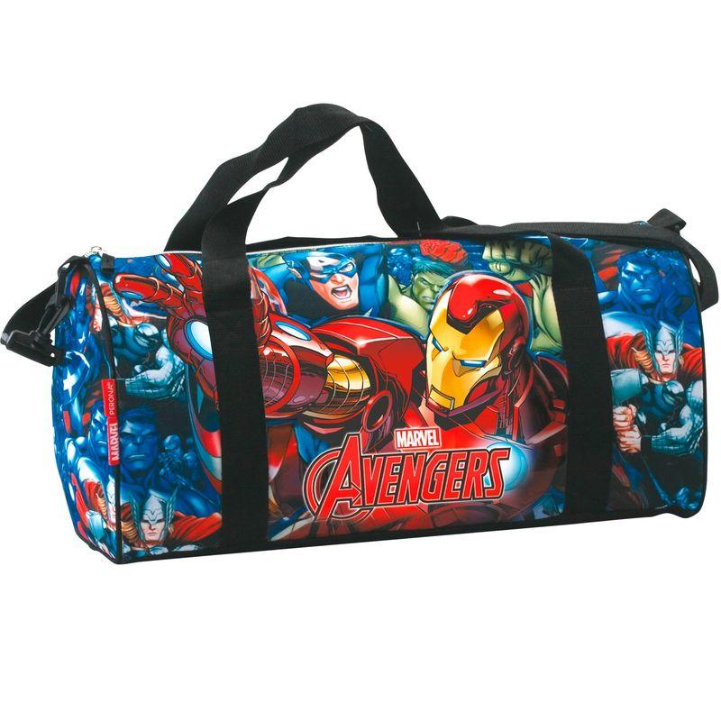 a2e0989d1 Bolsa deporte Vengadores Avengers Return Marvel 50cm