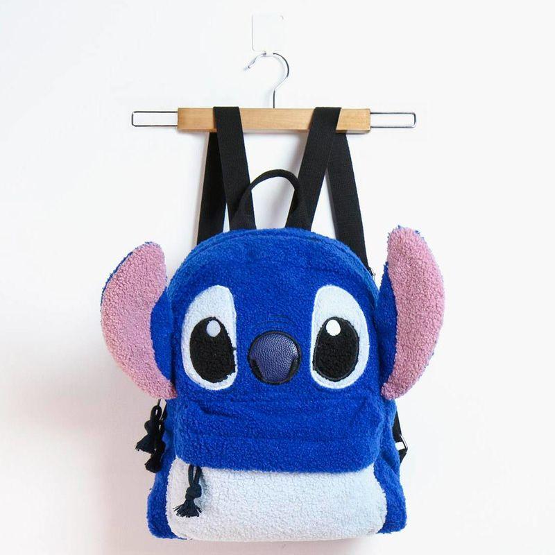 Mochila Stitch Disney casual 34cm