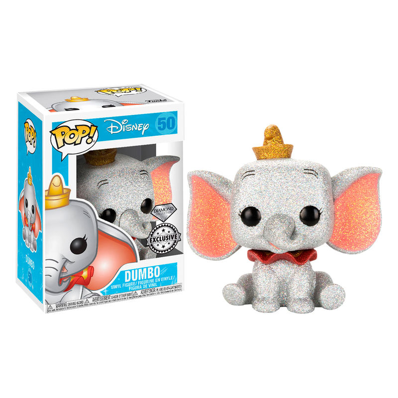 Funko POP o Figura POP Disney Dumbo Glitter Exclusive