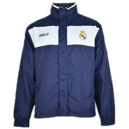Impermeable Real Madrid capucha adulto 8435498704673