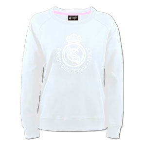 Sudadera Real Madrid mujer adulto 8435498705045