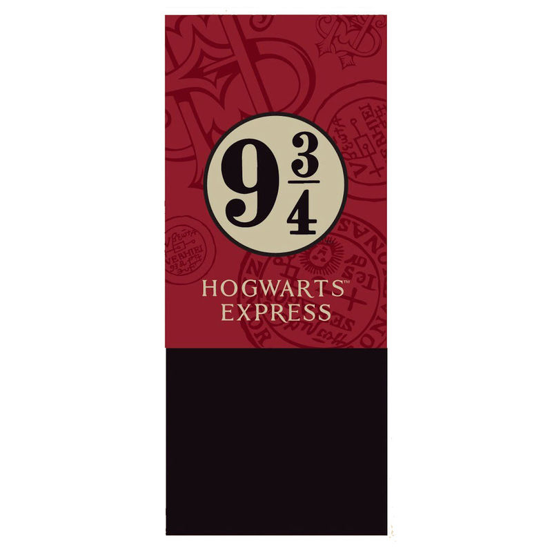 Braga cuello Platform 9 3/4 Harry Potter