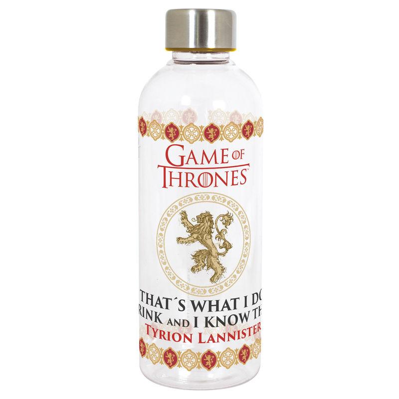 Botella Juego de Tronos hidro 8412497197620