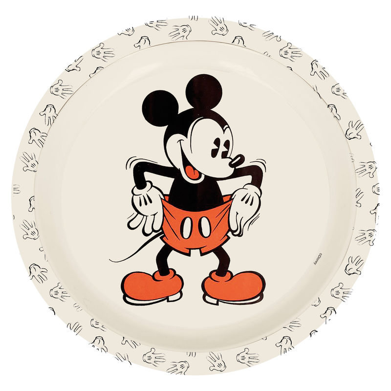 Cuenco Mickey 90 years Disney bambu