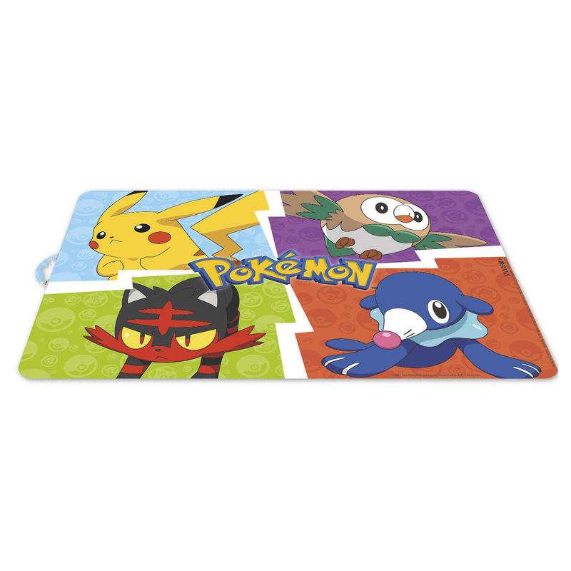 Mantel individual Pokemon