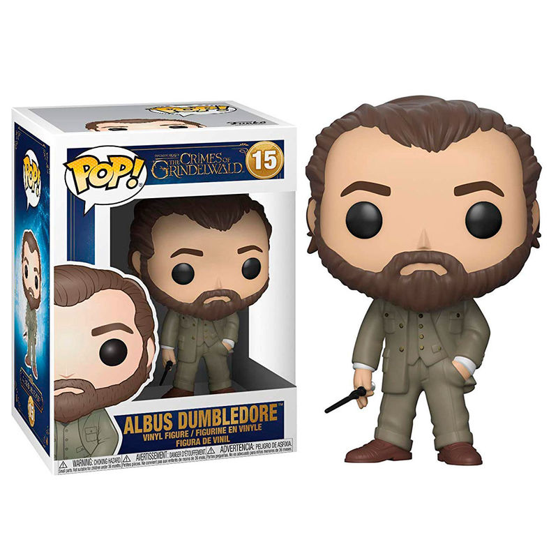 Funko POP o Figura POP Fantastic Beasts 2 The Crimes of Grindelwald Dumbledore