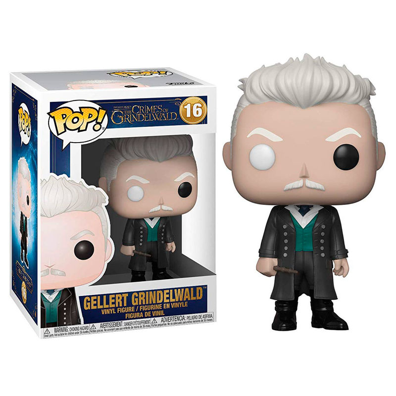 Funko POP o Figura POP Fantastic Beasts 2 The Crimes of Grindelwald Grindewald