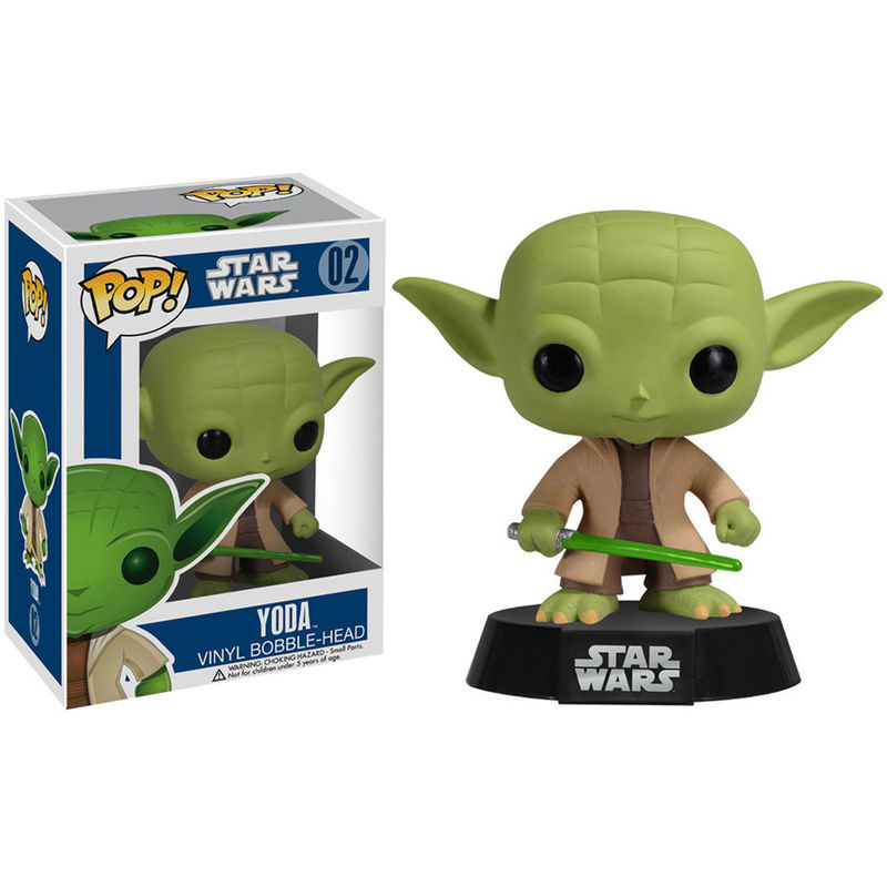 Funko POP o Figura POP Star Wars Yoda