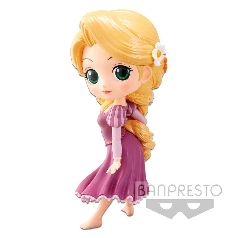 Figura Rapunzel Disney Q Posket 14cm