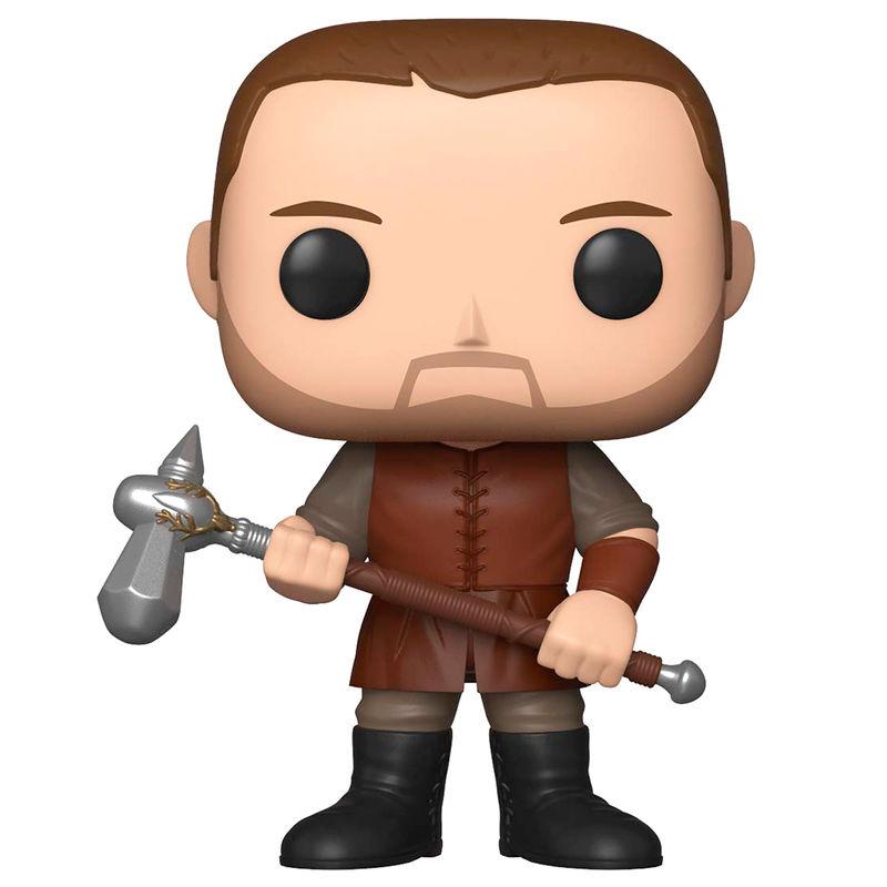 Figura POP Juego de Tronos Gendry (1)