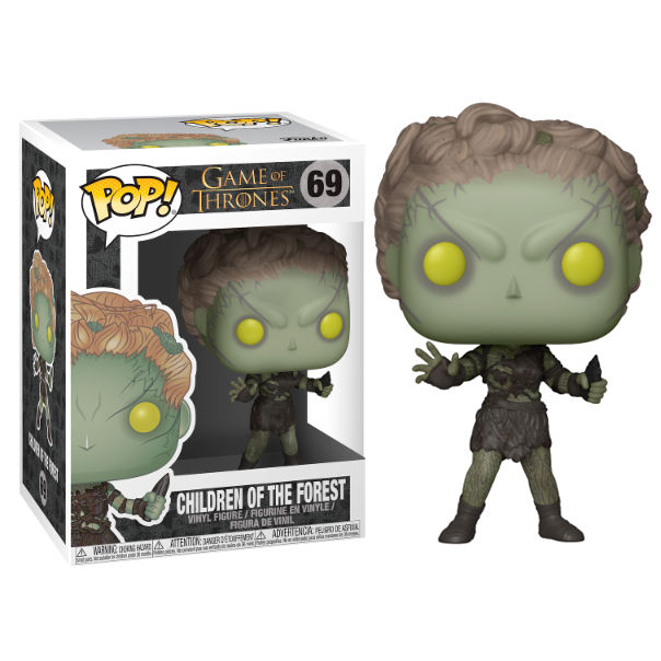 children of the forest, game of thrones, juego de tronos, pop funko, funko, funko pop