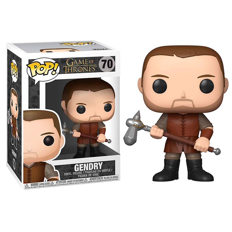 gendry, juego de tronos, game of thrones, pop funko, funko pop, funko