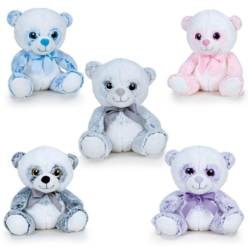 Peluche Panda soft 24cm surtido 8425611370311