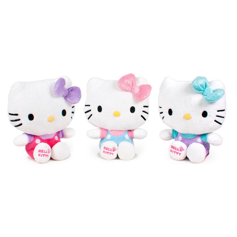 Peluche Hello Kitty 35cm surtido 8425611340260