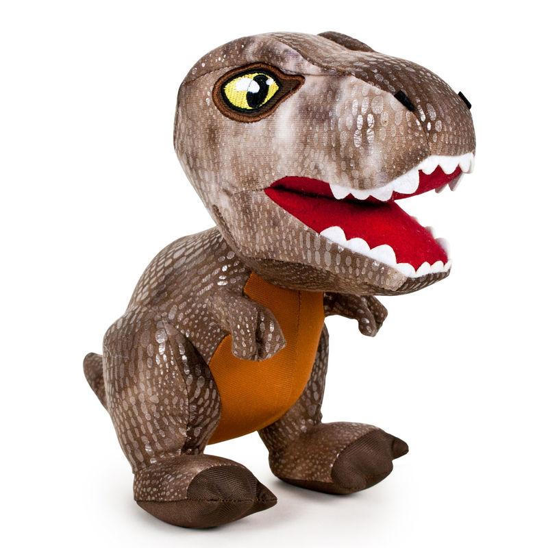 Peluche Dinosaurio T Rex Jurassic World 30cm Ociostock